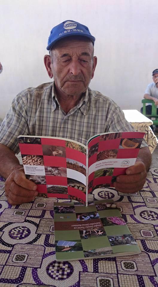 Datça'da Organik Gübre Üreteceğiz