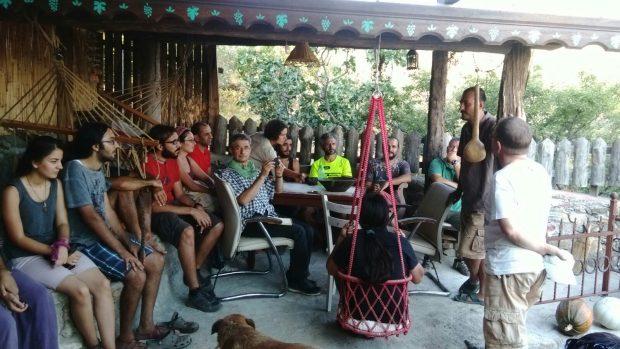 'Tohumlar Kampüse' Ekipleri Çamtepe'de Buluştu