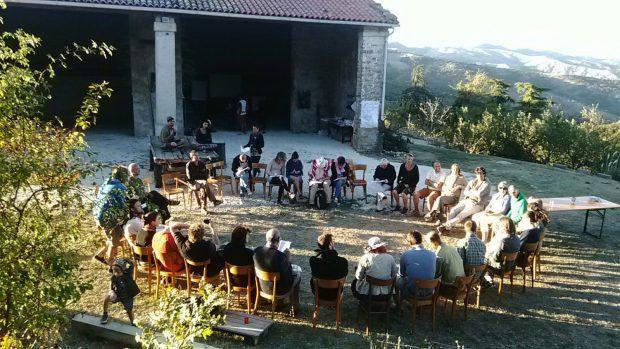 EDVORG Projemiz için Bologna'daydık