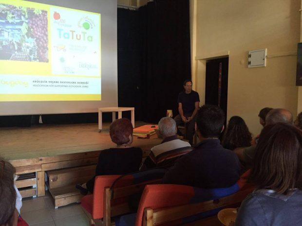 Datçalılara Ücretsiz Kompost Eğitimi