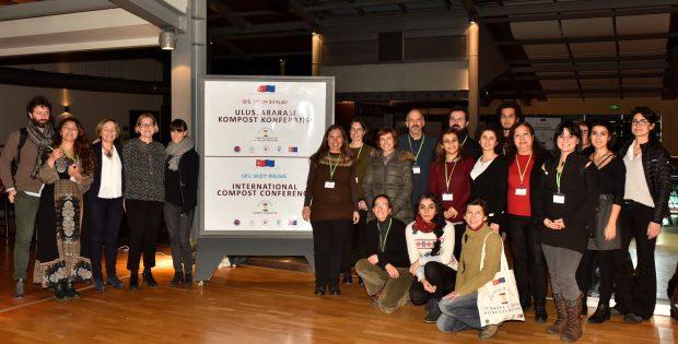 Uluslararası Kompost Konferansı'nı gerçekleştirdik