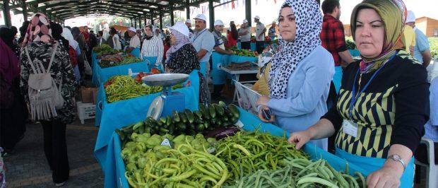 Kayseri'de Doğal Ürünler Bahçesi açıldı