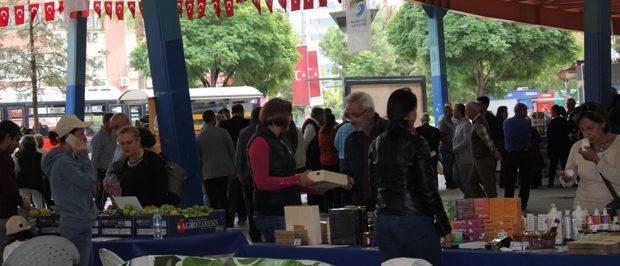 Artık Adana'nın da organik pazarı var