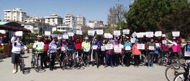 Bisikletlilerin hakları ve sorumlulukları