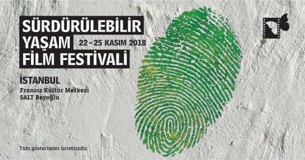 Sürdürülebilir Yaşam Film Festivali 22-25 Kasım'da!