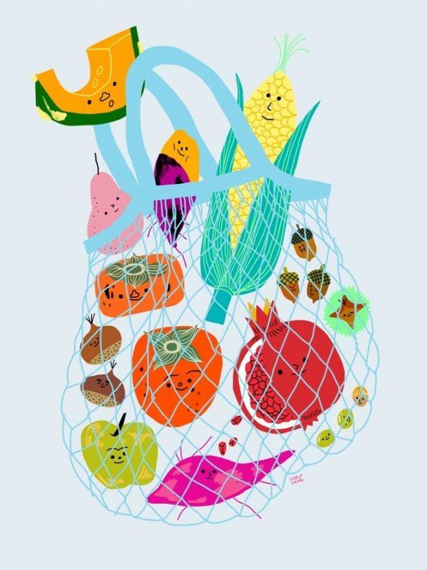 Mevsimsel Beslen – Ekim ayında hangi meyve ve sebzeler yetişir?