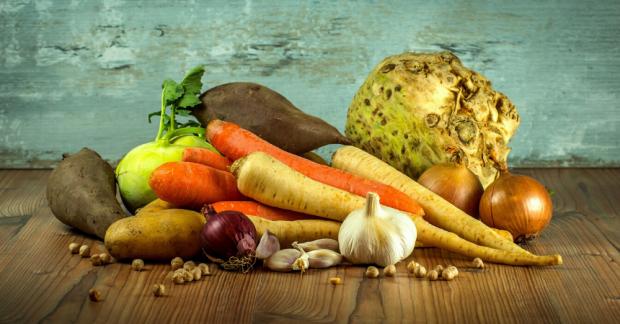 Mevsimlik Sofralar: Kışın Beden Onu Isıtacak Sebzeler İster