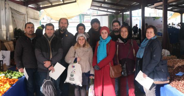 Organik Tarıma Giriş Eğitimini İstanbul'da Gerçekleştirdik