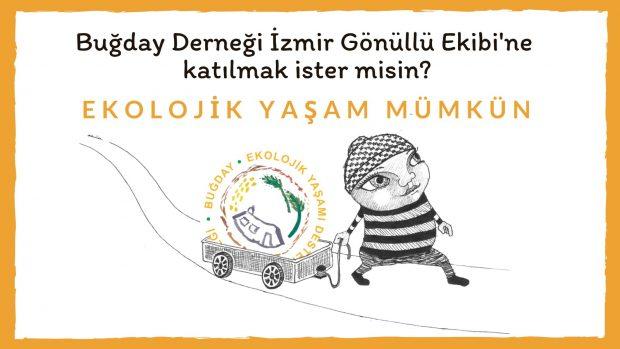 Buğday Derneği İzmir Gönüllü Ekibi