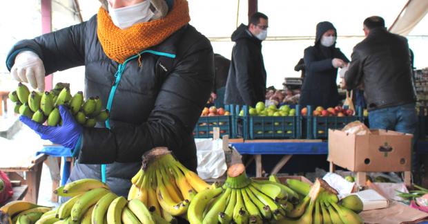 Korona virüsü (SARS-CoV-2) gıdalarla bulaşıyor mu? – Bülent Şık