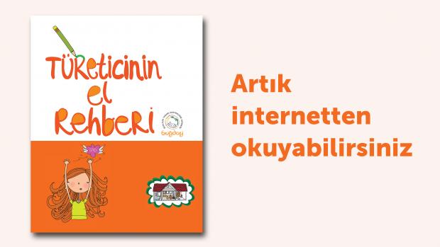 Türetici'nin El Rehberi'ni artık internetten okuyabilirsiniz