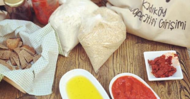 İstanbul'daki kooperatifler ve gıda toplulukları bugünleri nasıl geçiriyor?