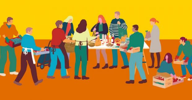 Gıda toplulukları ekolojik yaşama destek oluyor