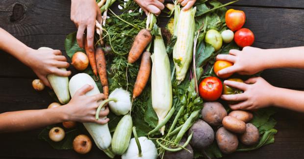 Dünya Gıda Günü: Çözüm Dayanışma