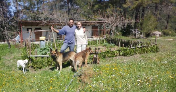 WWOOF Türkiye/TaTuTa Ekolojik Çiftlikleri: Ayşe-Cengiz Genç